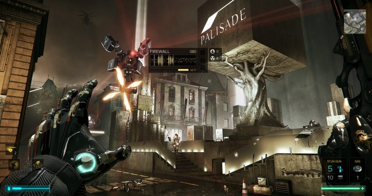 DEUS EX: mankind Divided - Gameplay