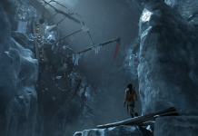 Rise of the Tomb Raider - hidden tomb