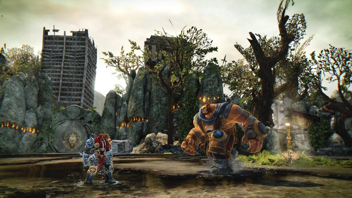 Darksiders: Warmastered Edition - War Meets Ulthane