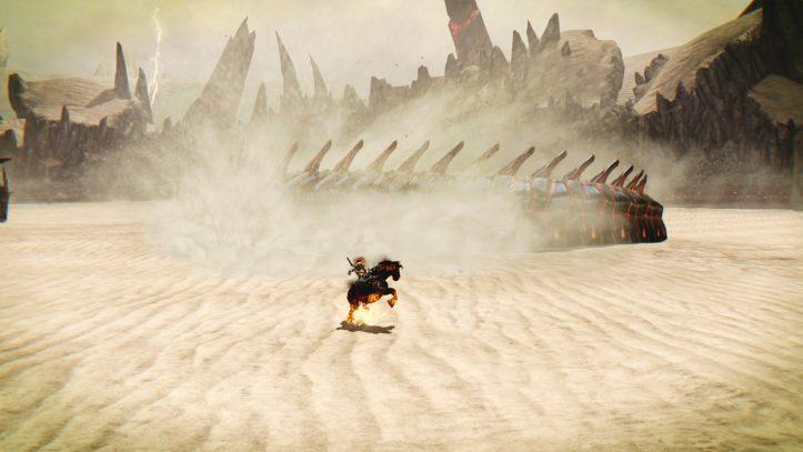 Darksiders: Warmastered Edition - Riding Ruin