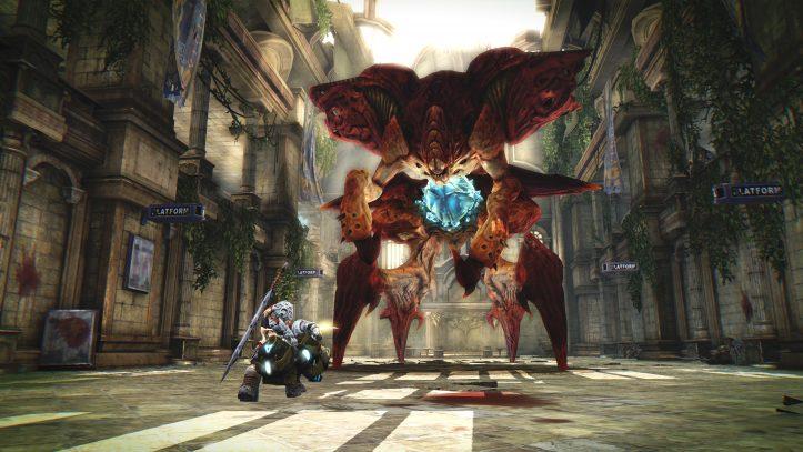 Darksiders Warmastered Edition - 4K screen# 4