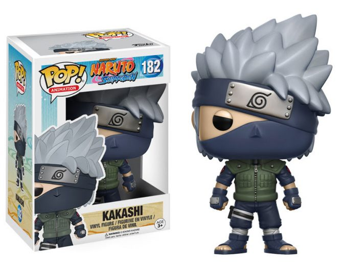 Kakashi Pop