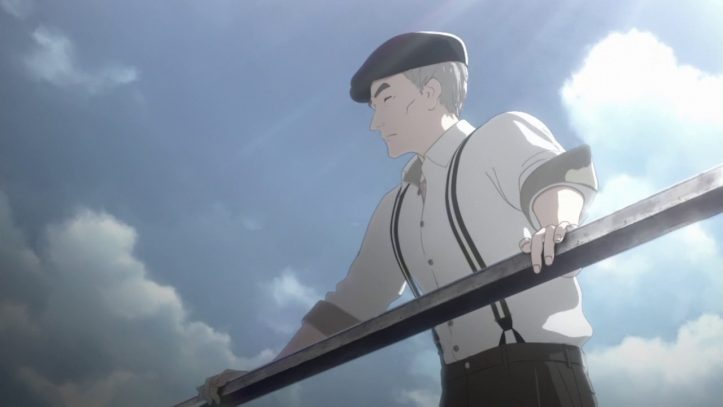 31 Days of Anime - Ajin