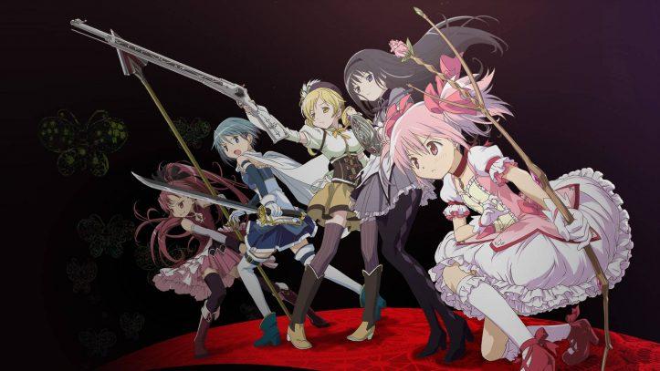 31 Days of Anime - Puella Magi Madoka Magica