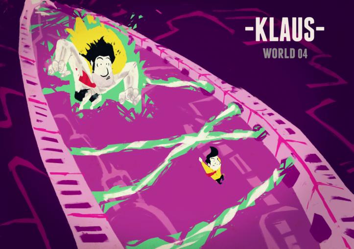 -Klaus- - Level concept art