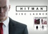 HITMAN - Disc launch Image