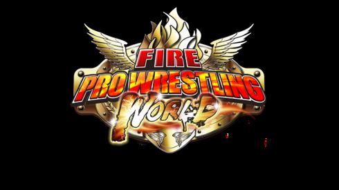 Fire Pro Wrestling World - logo