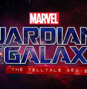 Guardians of the Galaxy - TT logo