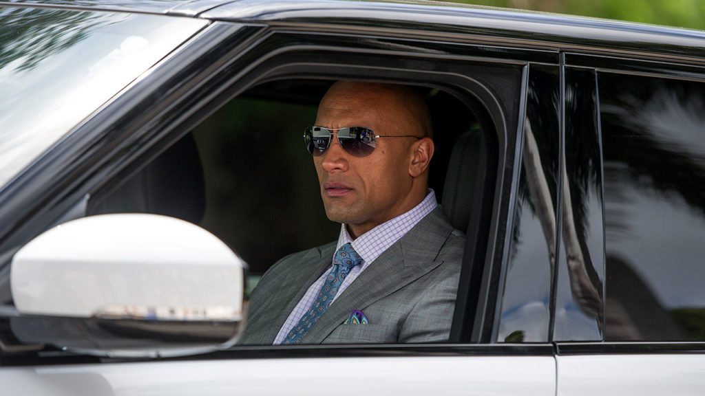 Ballers The Rock