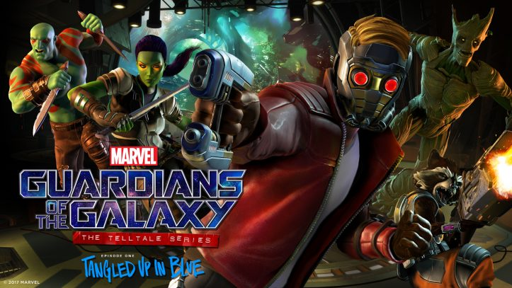 Guardians of the Galaxy - Tangled Up In Blue