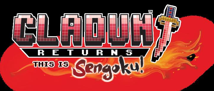 Cladun Returns: This Is Sengoku! - logo