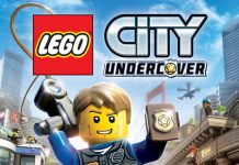 LEGO City Undercover - box art