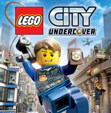 LEGO City Undercover - box art