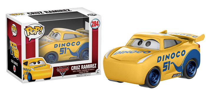 Pop Cars 3 Cruz