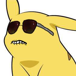 Pikachu - Dat Ass