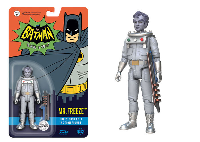 Funko Batman 66 Mr. Freeze Chase