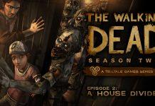 The Walking Dead: Season 2 - Episode 2 logo