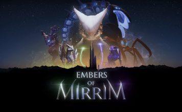 Embers of Mirrim - Splash logo