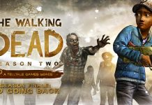 The Walking Dead: Season 2 - No Going Back
