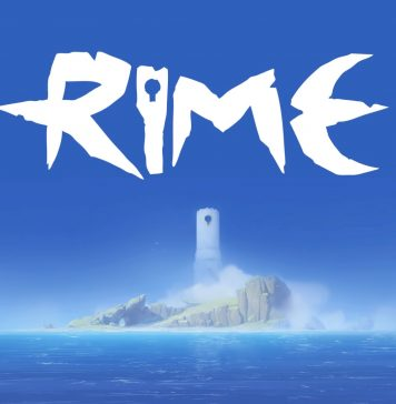 RiME - Splash logo
