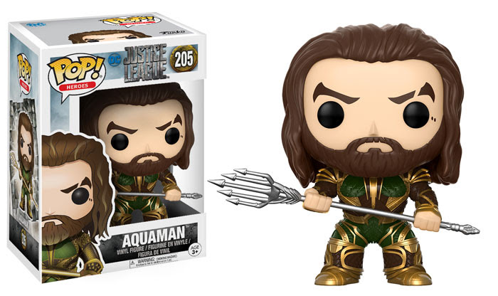 Funko Justice League Aquaman