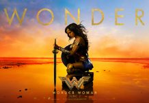 Wonder Woman - movie poster
