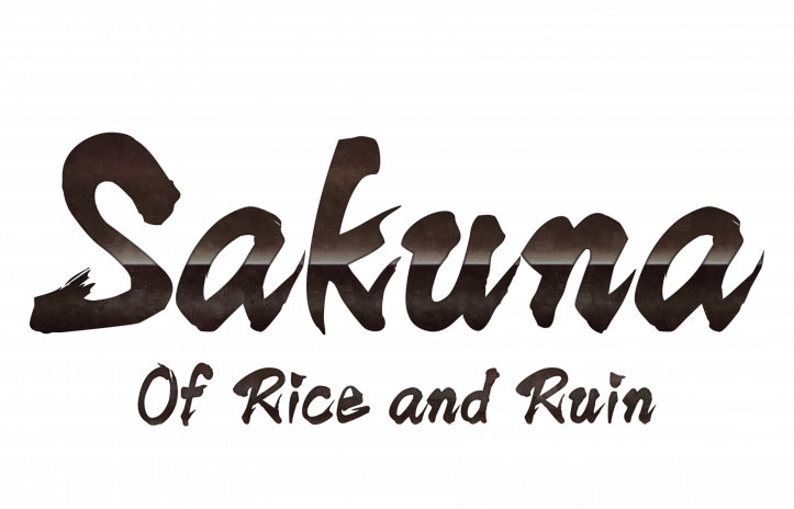 Sakuna: Of Rice and Rain - logo