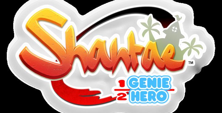 Shantae: Half-Genie Hero - logo