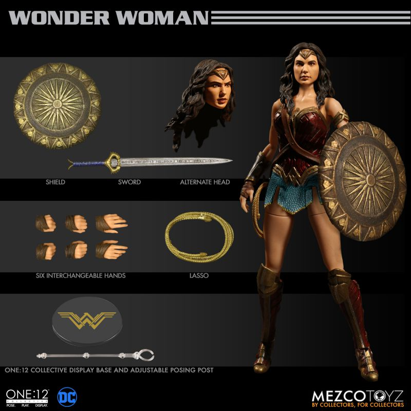 Mezco Wonder Woman 7