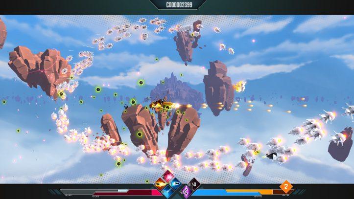 Drifting Lands - screen 1