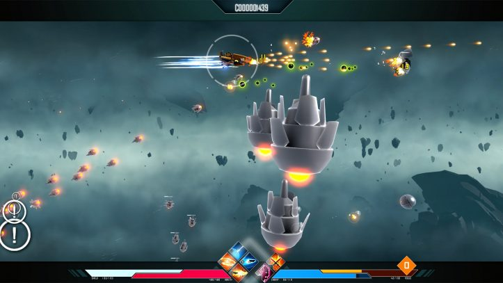 Drifting Lands - screen 2