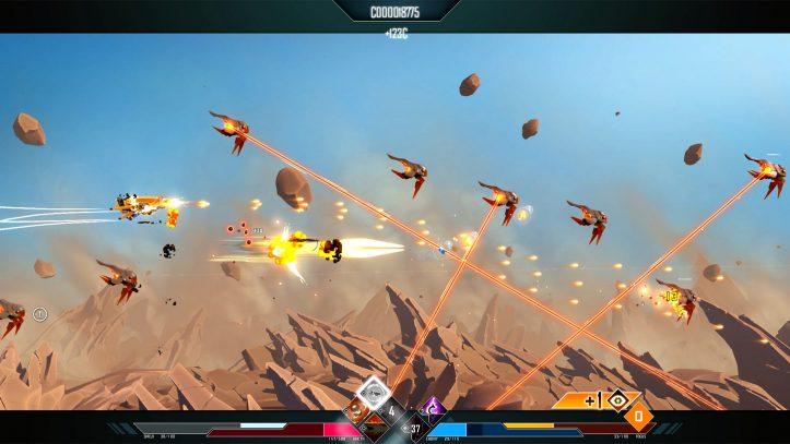 Drifting Lands - screen 4
