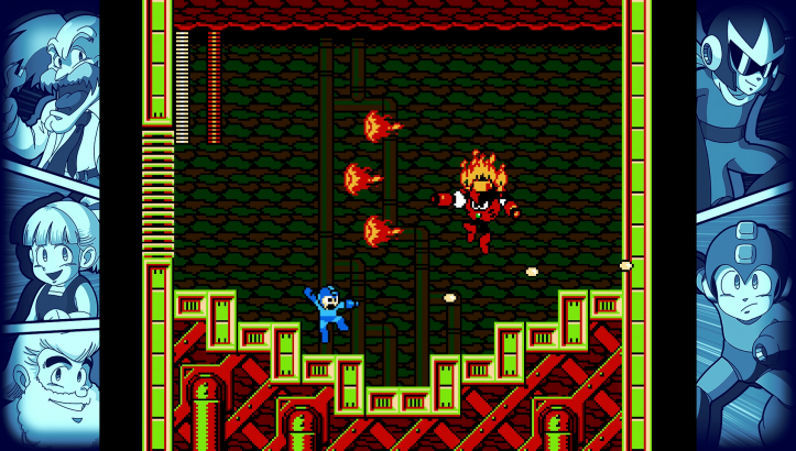 Mega Man Legacy Collection 2 - Mega Man 9