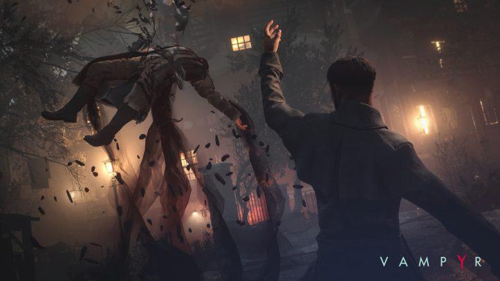 Vampyr - powers