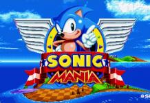 Sonic Mania - logo