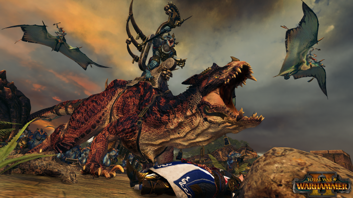 Total War: WARHAMMER II - Dragon