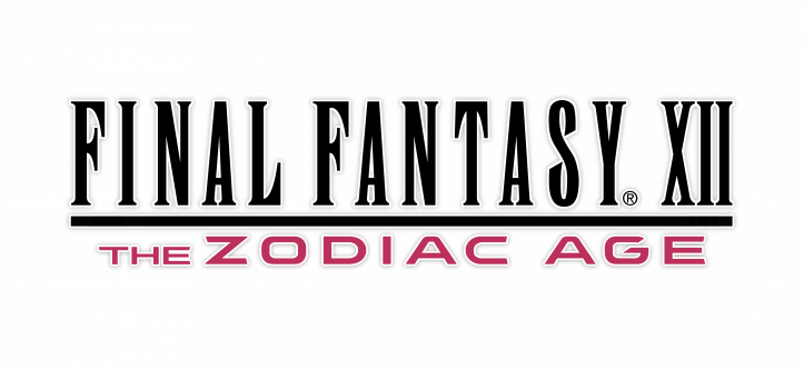 Final Fantasy XII The Zodiac Age - logo