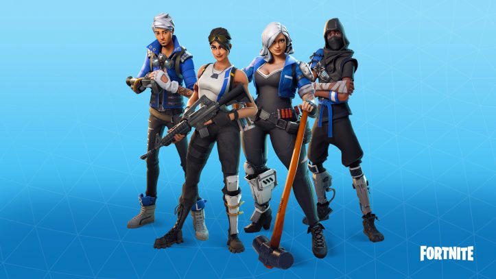 Fortnite - PS4 exclusive content