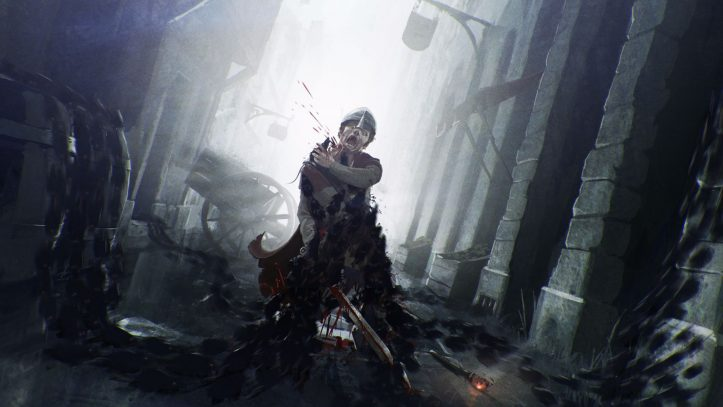 A Plague tale: Innocence - guard dies