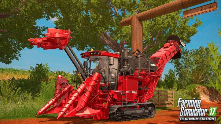Farming Simulator 17 Platinum Edition - 01