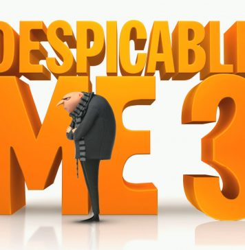 Despicable Me 3 - ad