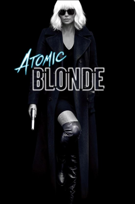 Atomic Blonde - movie poster