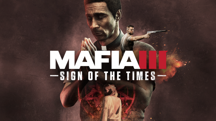 Mafia III: Sign of the Times - key art