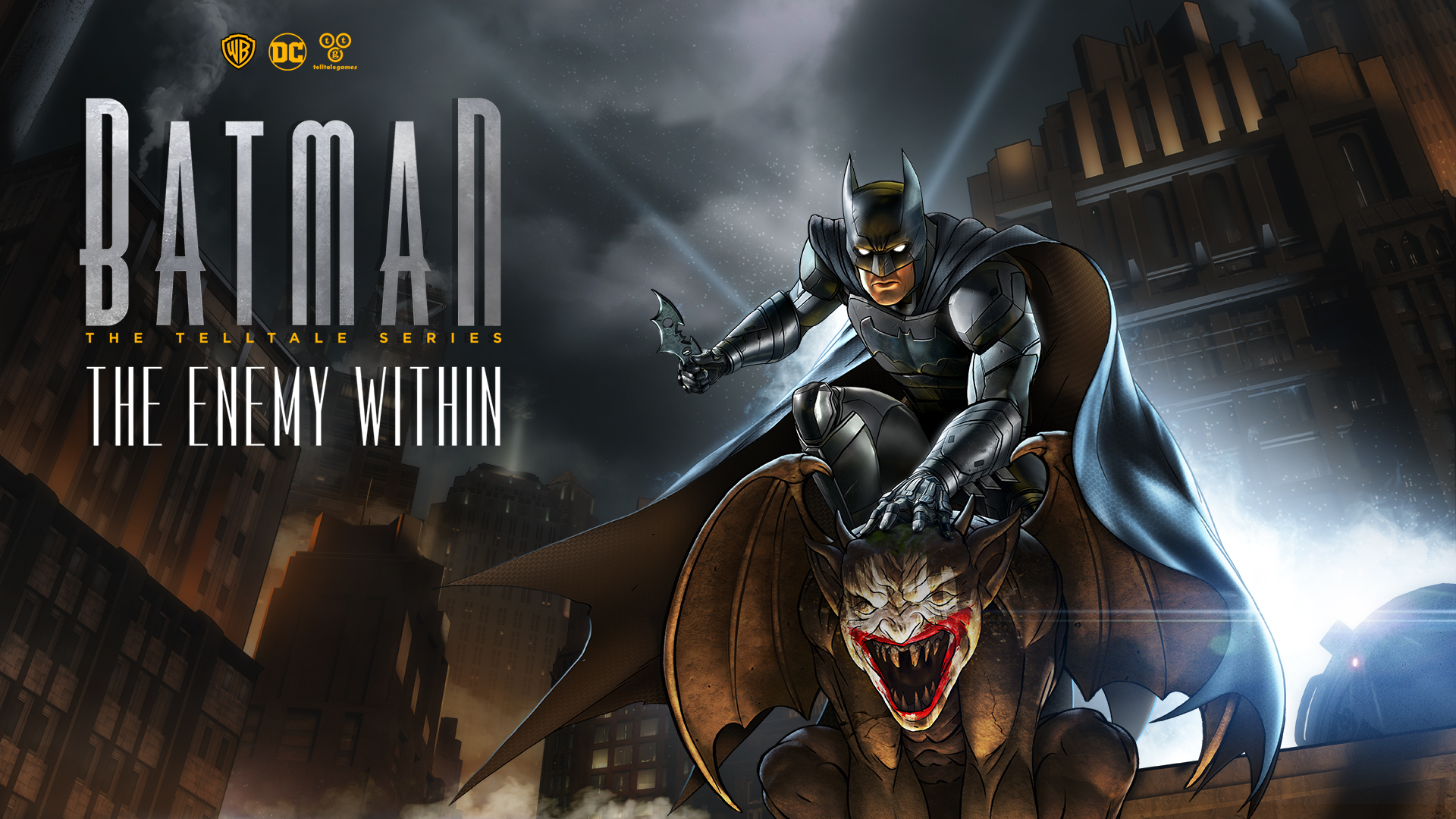 Telltale Games - Batman: The Enemy Within