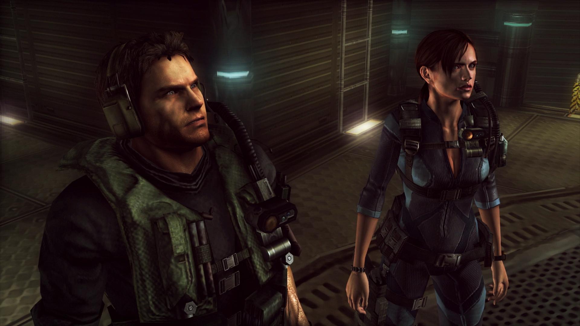 Resident Evil Revelations - Chris & Jill