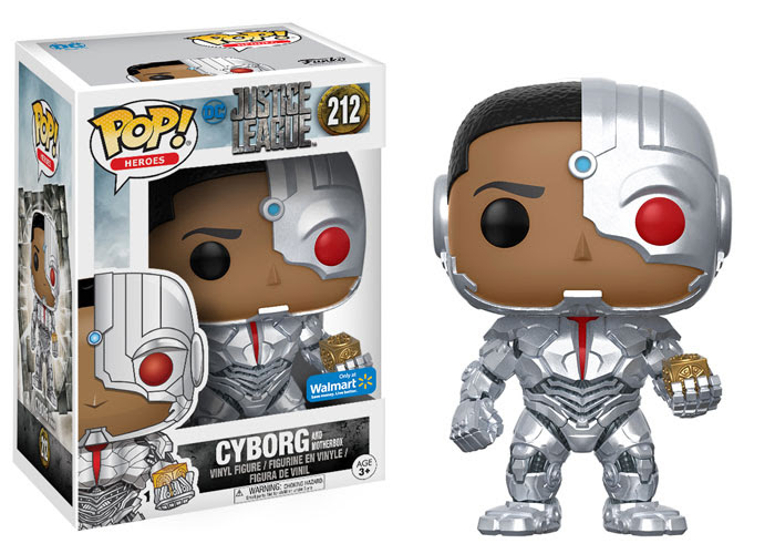 Funko Justice League Cyborg