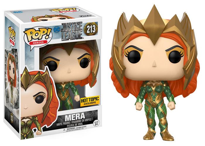 Funko Justice League Mera