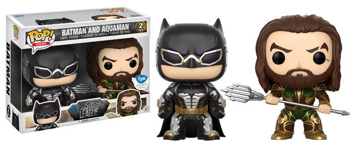Funko Justice League Batman Aquaman