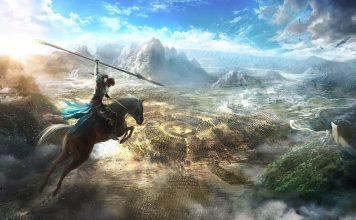 Dynasty Warriors 9 - key art