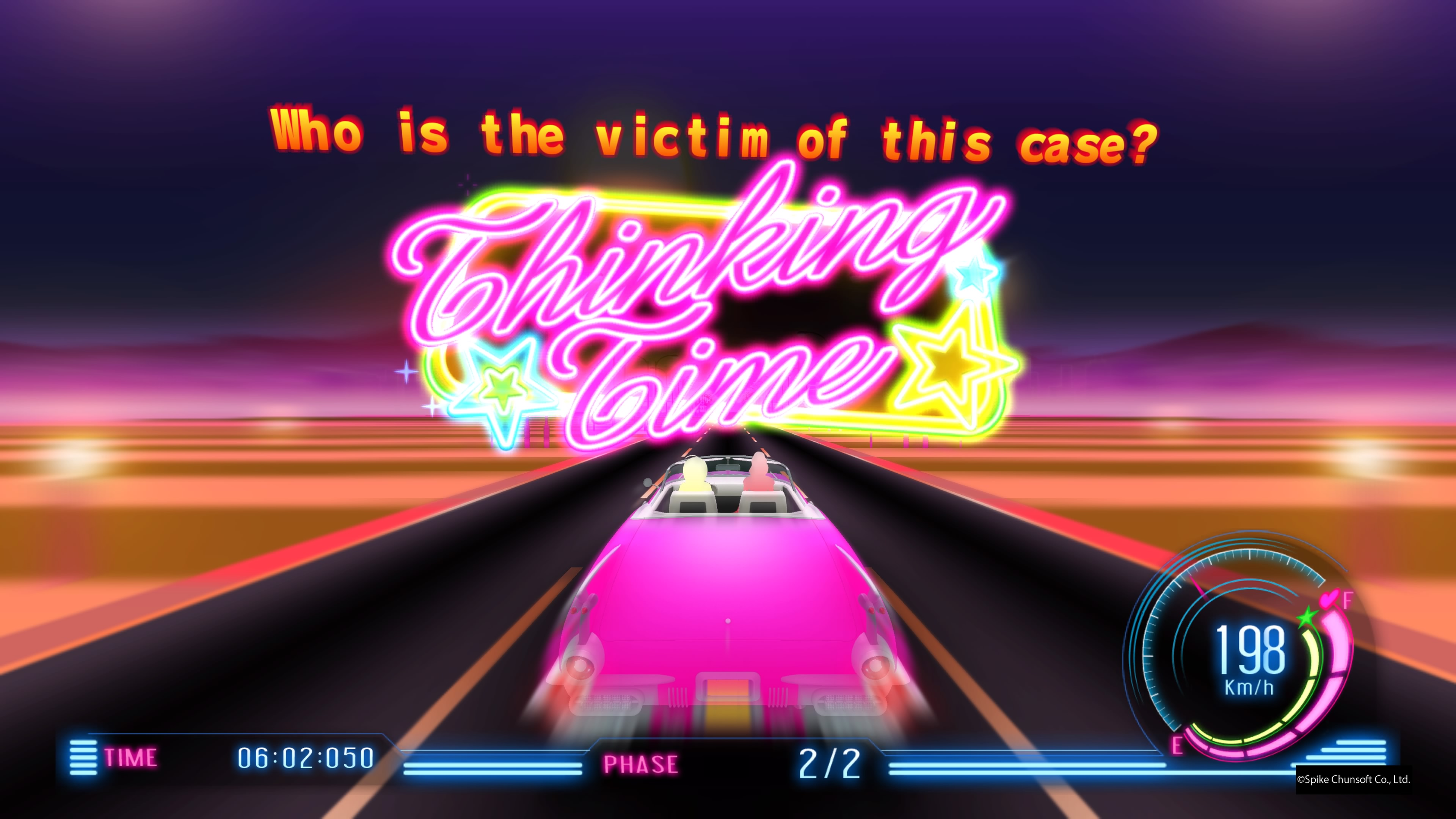 Danganronpa V3: Killing Harmony - Taxi